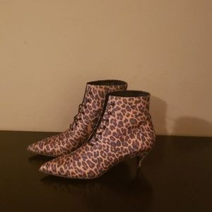 Shoes - Saint Laurent Booties
